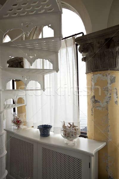 Vintage room interior detail Stock photo © alexandre_zveiger