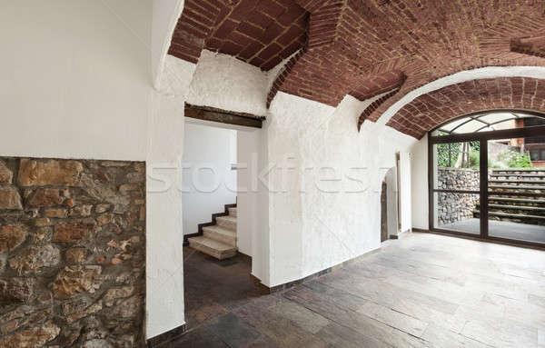 interior, rustic home Stock photo © alexandre_zveiger