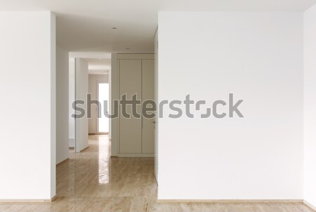Moderno casa passaggio view interni spazio Foto d'archivio © alexandre_zveiger