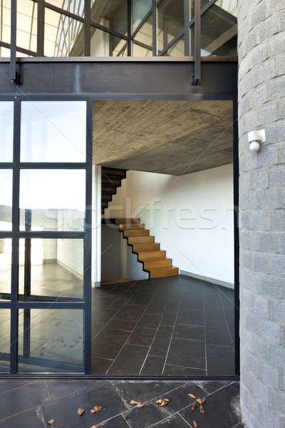 Interior novo moderno casa não garfo Foto stock © alexandre_zveiger
