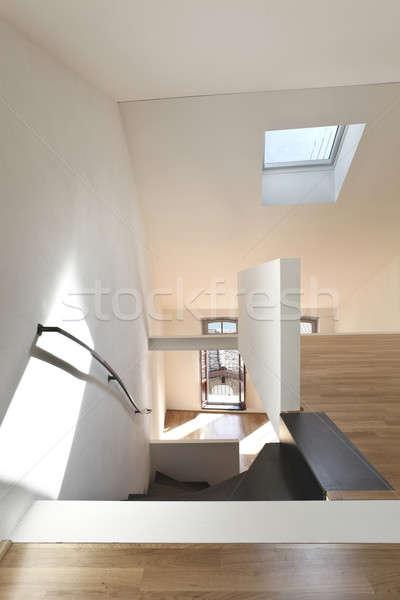 Moderno appartamento design architettura soggiorno Foto d'archivio © alexandre_zveiger