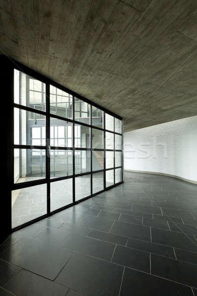 Interni nuovo moderno casa non villa Foto d'archivio © alexandre_zveiger