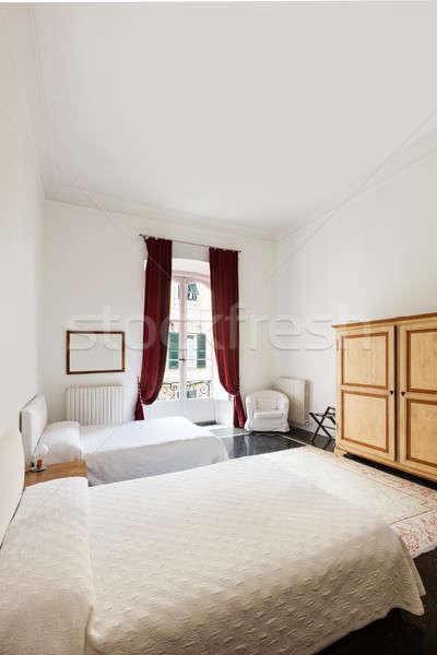 インテリア アーキテクチャ アパート 美しい ホテル 歴史的 ストックフォト © alexandre_zveiger