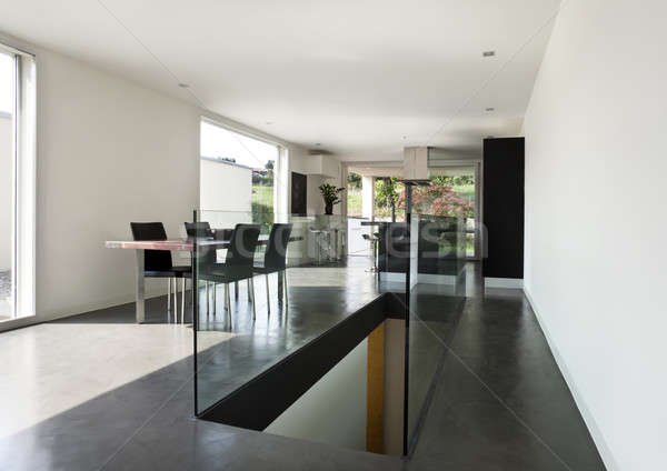 Interior belo novo apartamento casa Foto stock © alexandre_zveiger