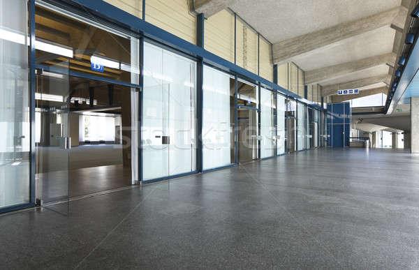 Iç modern konferans salon kongre saray Stok fotoğraf © alexandre_zveiger