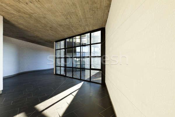 Interior nuevos moderna casa no Villa Foto stock © alexandre_zveiger