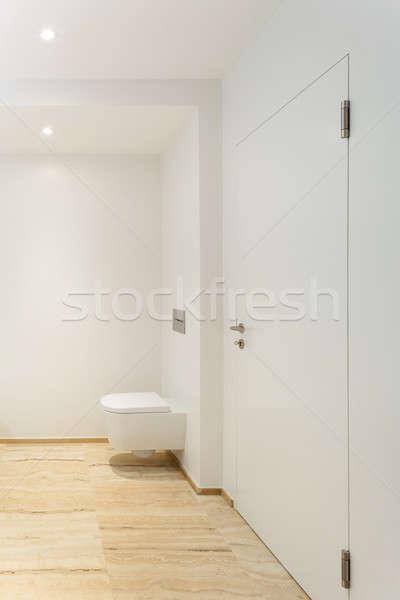 modern bathroom, wc Stock photo © alexandre_zveiger