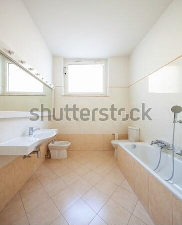 interior architecture, apartment Stock photo © alexandre_zveiger