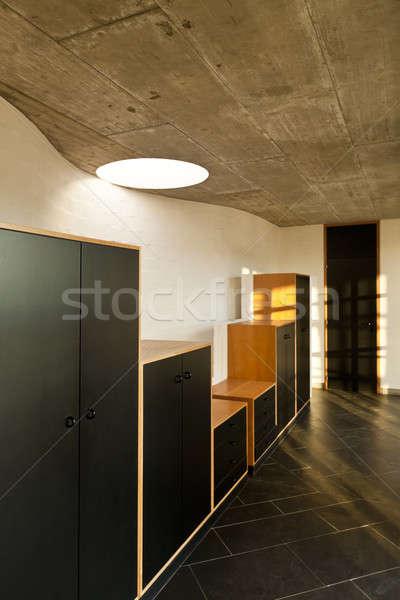 インテリア 新しい 現代 家 ルーム ホーム ストックフォト © alexandre_zveiger