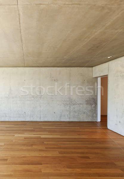 現代 家 具体的な 壁 ストックフォト © alexandre_zveiger