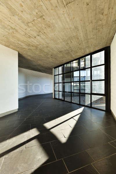интерьер новых современных дома не Villa Сток-фото © alexandre_zveiger