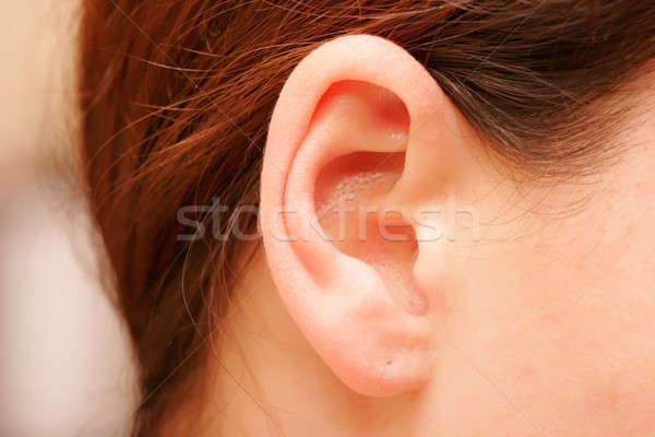 ear Stock photo © alexandrenunes