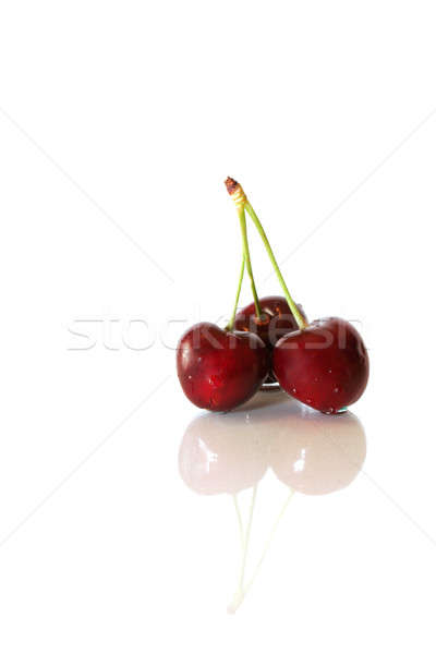 cherries Stock photo © alexandrenunes