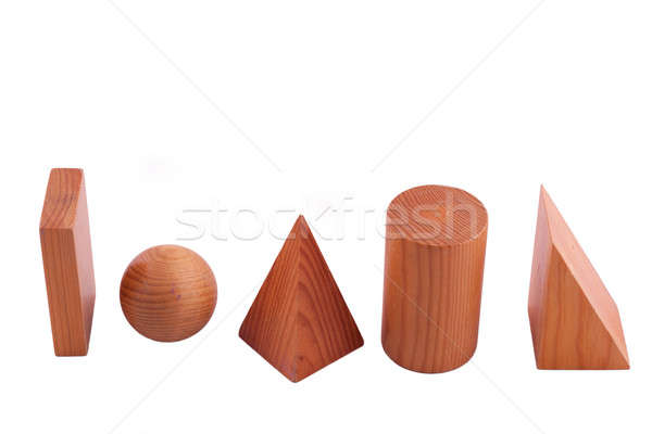 geometric solids  Stock photo © alexandrenunes
