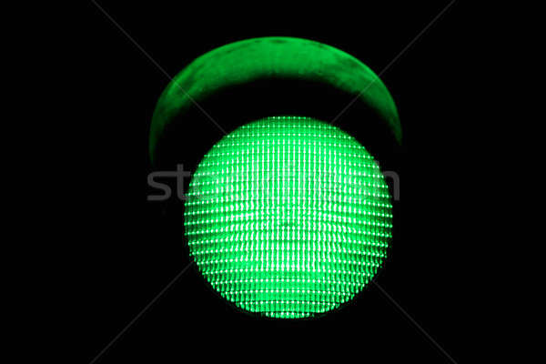 green traffic light Stock photo © alexandrenunes