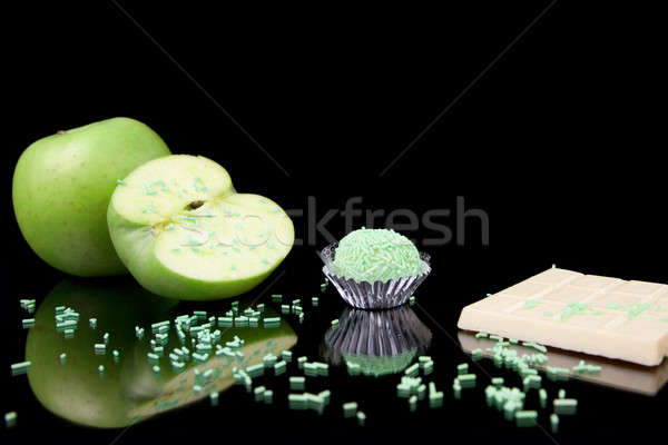 chocolate - brigadier of apple Stock photo © alexandrenunes