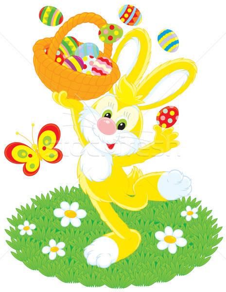 Stock photo: Easter Bunny