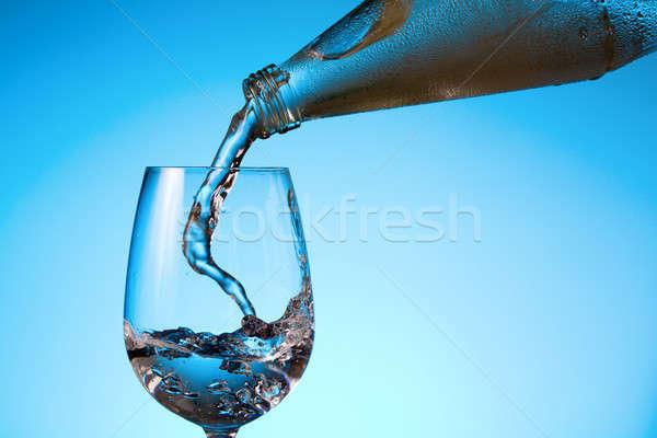 Pouring Stock photo © alexeys
