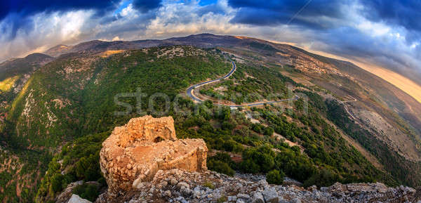 Golan Heights Stock photo © alexeys