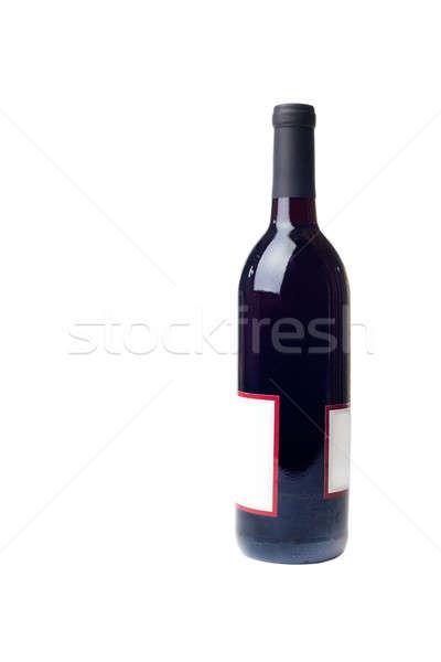 Bottle of wine Stock photo © alexeys