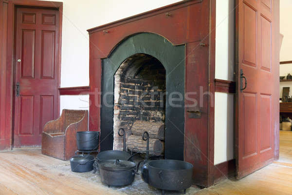 Hearth Stock photo © alexeys