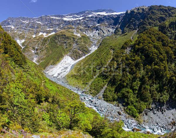 Mountain Stream Stock photo © alexeys