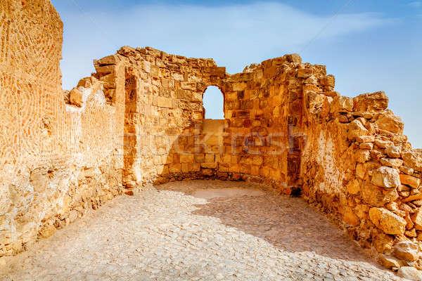 Masada Stock photo © alexeys
