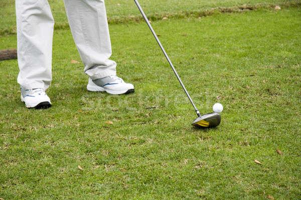 Golf Stock photo © alexeys