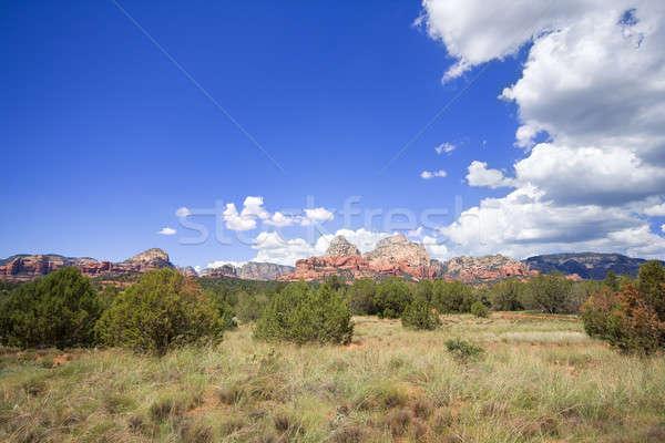 Arizona groot buitenshuis mooie vallei Stockfoto © alexeys