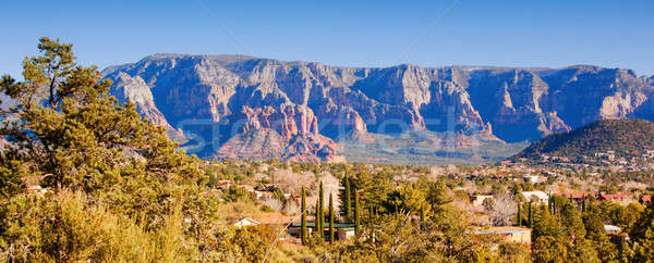 Sedona Stock photo © alexeys