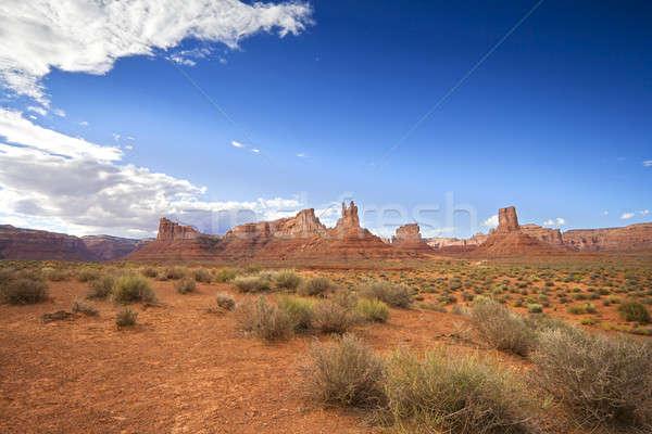 Valley of the Gods Stock photo © alexeys