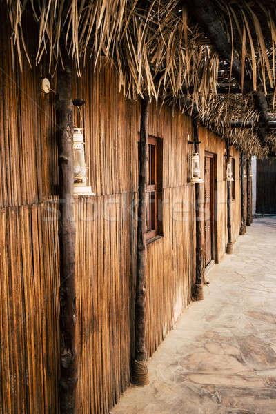 Al Fahidi Historical Neighborhood Stock photo © alexeys