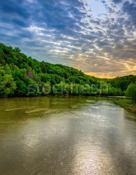 Stock photo: Cumberland River