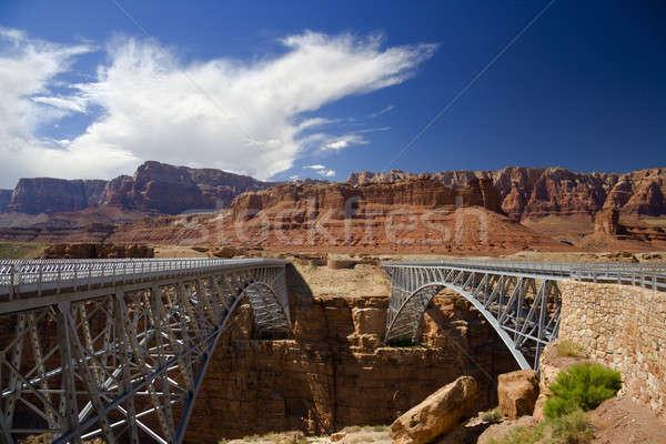 Navajo bridge Stock photo © alexeys