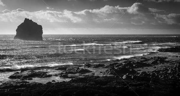 Sud côte Islande nord eau Photo stock © alexeys