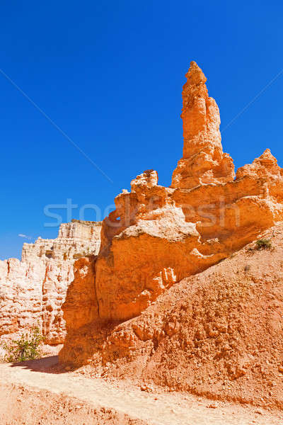 каньон уникальный рок Юта природы пейзаж Сток-фото © alexeys