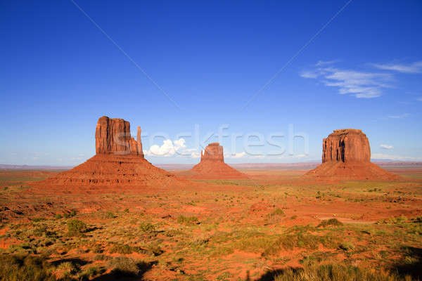 Monument Valley Stock photo © alexeys