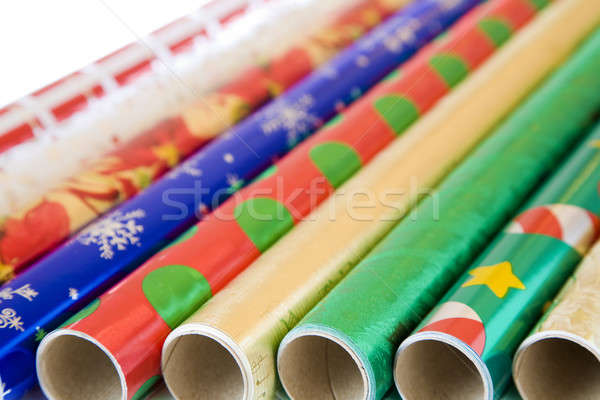 Wrapping paper Stock photo © alexeys