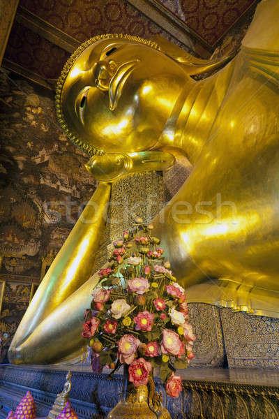 Reclining Buddha Stock photo © alexeys
