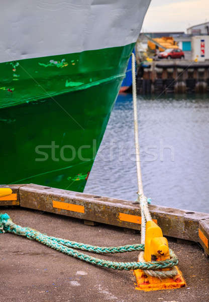 Mooring Stock photo © alexeys