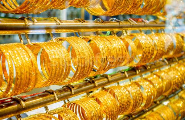 Dubai Gold Souk Stock photo © alexeys
