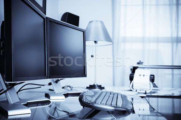 Home office Stock photo © alexeys