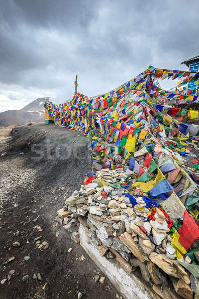 Taglangla Pass Stock photo © alexeys