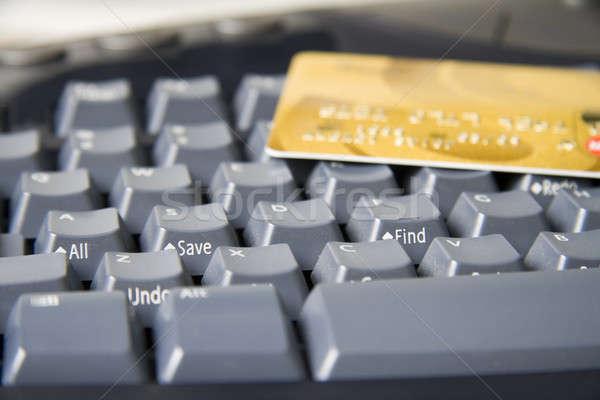 Internet shopping Stock photo © alexeys
