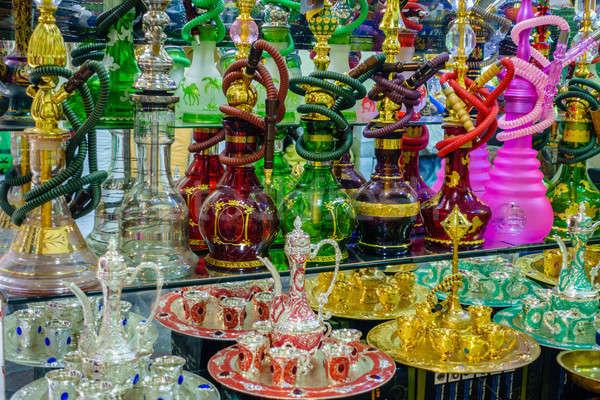 Hookah shop Stock photo © alexeys