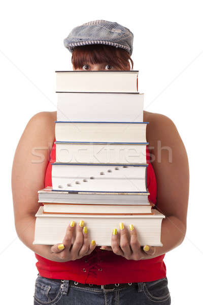 Stock photo: Academic load