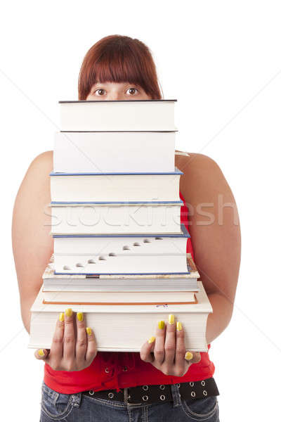 Stock photo: Academic load