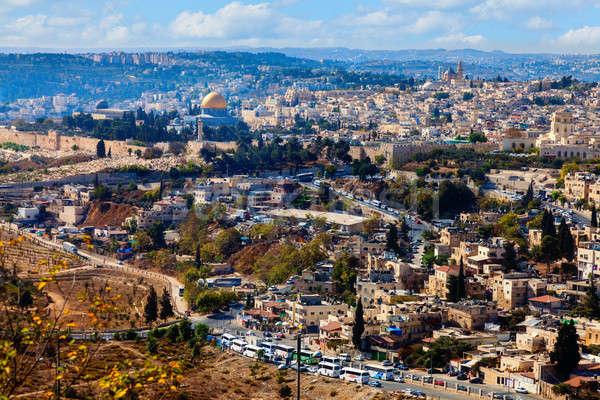 Jerusalem Stock photo © alexeys