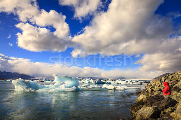 Jokulsarlon Lagoon Stock photo © alexeys