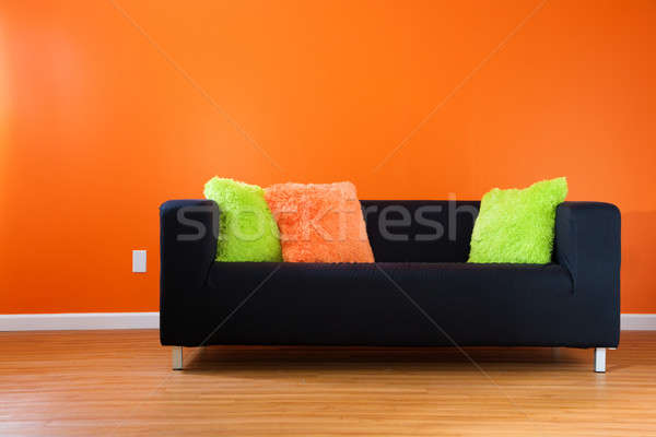 Stock photo: Couch